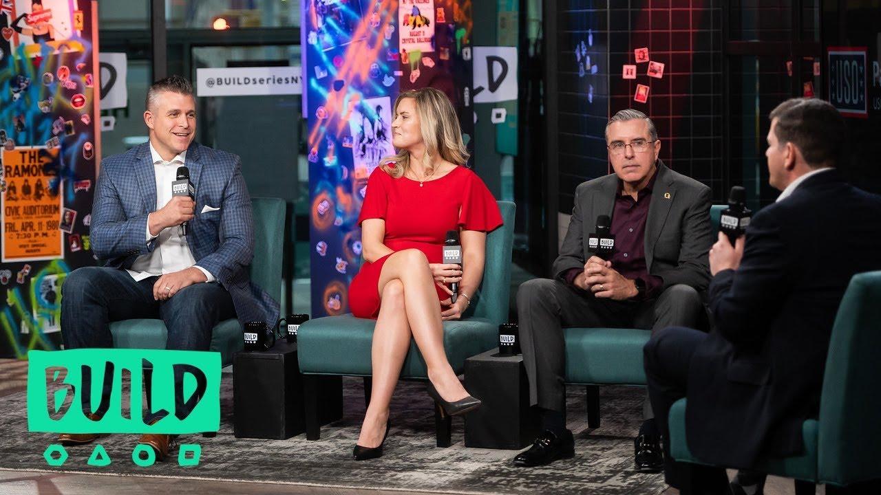 USO Pathfinder® Panel With Kristen Rheinlander, Robert Dees & Stan Balcer w/ Nate Lee