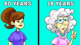 guess your age in 1 minute