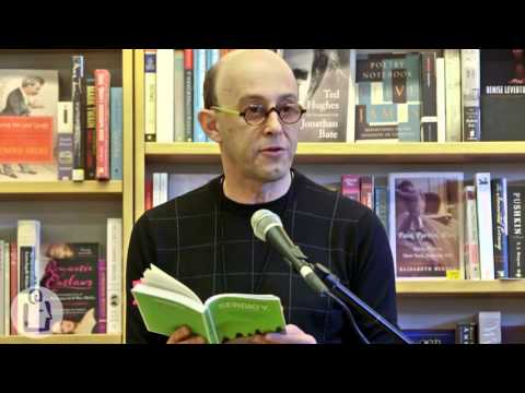 Alexandre Vidal Porto introduces SergioY at University Book Store - Seattle