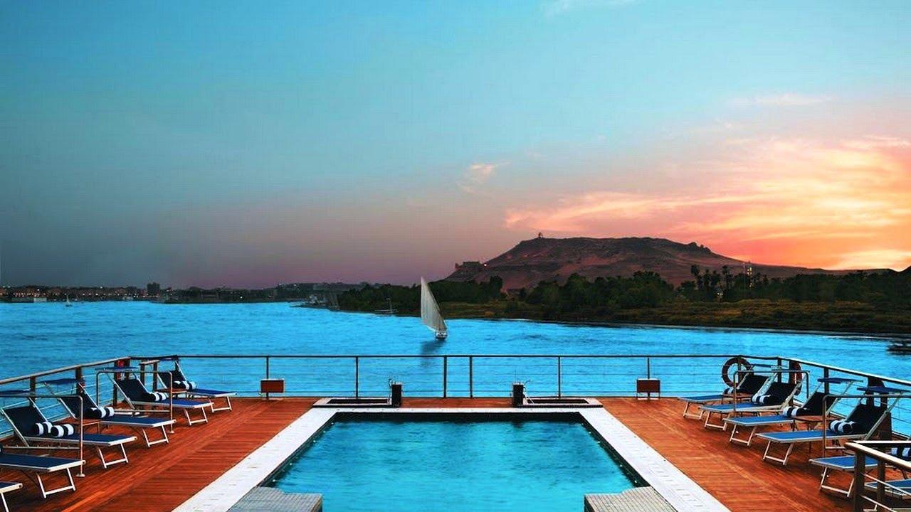 This four night luxury Nile gay cruise