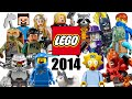 Top 15 LEGO Sets of 2014!
