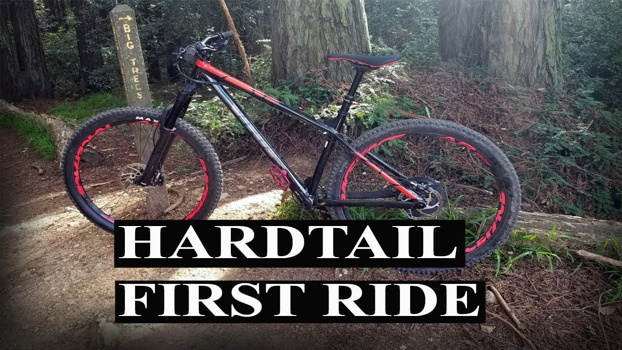 87da0d2cd7f First Impressions on 2018 Vitus Sentier (Hardtail) - YouTube