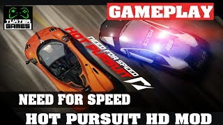 Need for Speed Hot Pursuit HD MOD no Linux