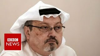 Jamal Khashoggi case: Saudi Arabia says journalist killed in fight - BBC News