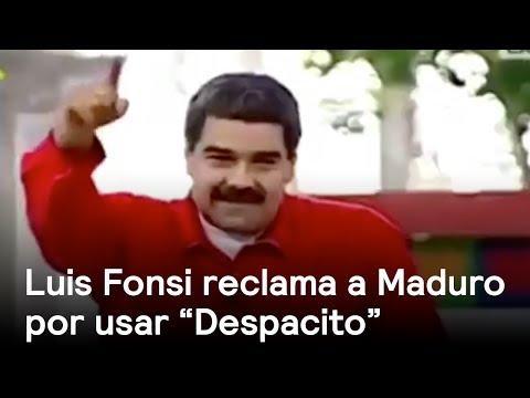 """Luis Fonsi reclama a Maduro por usar """"Despacito"""" - Venezuela - En Punto con Denise Maerker"""