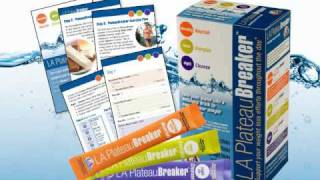 LA Weight Loss's Easy LA Plateau Breaker Diet Program