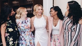 My $10K Bridal Shower | #BloomingBride Series | Ashley Bloomfield