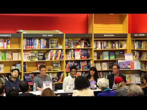 Word Lovers' Valentine Publishers Panel