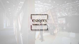 Meet our new ceramic trends - Exagres at Cersaie 2018