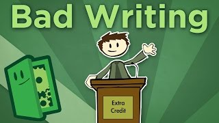 Bad Writing - Why Most Games Tell Bad Stories - Extra Credits