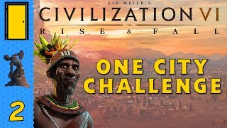 Video Civilization 6 Rise and Fall - One City Challenge - Part 2: End of an Era. download MP3, 3GP, MP4, WEBM, AVI, FLV Maret 2018