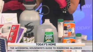 Today Show - GET RID OF DUST MITES