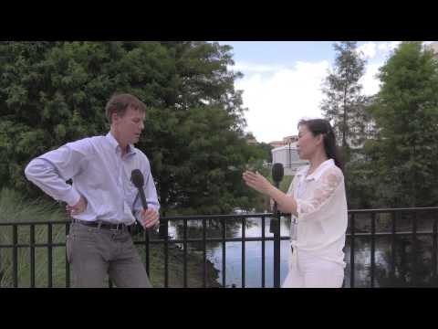 Futurist John Smart Discusses Future of Energy at World Future Society 2014 in Orlando, Florida