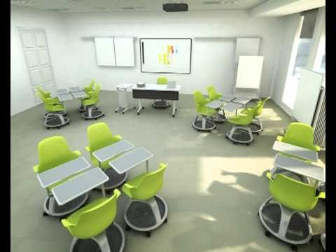 Node Animation Classroom