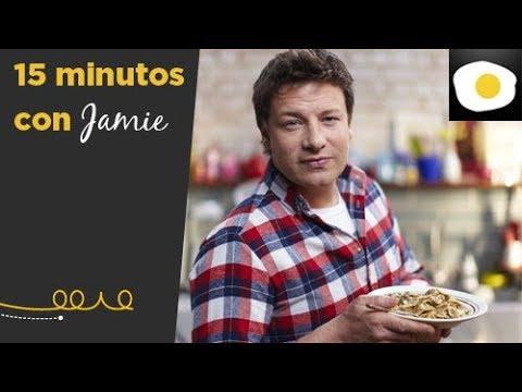 Cocinando 15 Minutos Con Jamie Of 15 Minutos Con Jamie Recetas R Pidas Y Sabrosas Con El