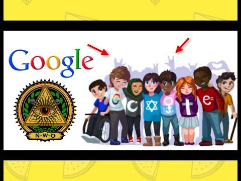 Google Is Illuminati Confirmed 2017