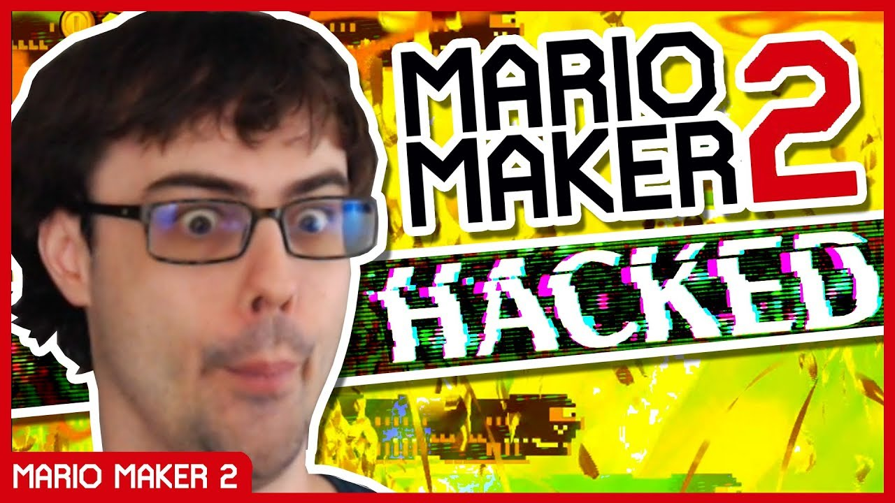 HACKED Mario Maker 2 Levels by Psycrow (Glitches, Trolls, and Craziness!)
