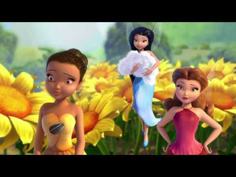 Tinkerbell and the Pirate Fairy - Who I Am - Malay - (HD SOUND)