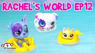 🐶  LPS - Rachel's World Ep 12 - Best Family Trip EVER! 💖