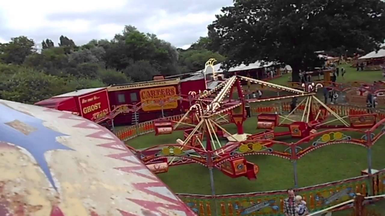 Carters Steam Fair Octopus Hayes Fabrications Onride Youtube