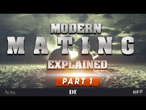 Modern Mating Explained 1: Growth & Maturity for Reformed Players & PUAs (Pick Up Artists)