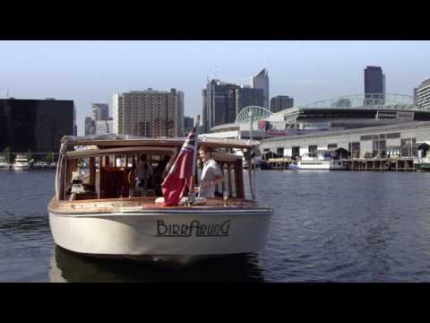 MV Birrarung - Melbourne's premier charter boat