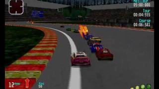 Another Generic Raceway (Re-Volt)