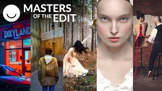 5 Photographers Who are Masters of the Edit | 2018