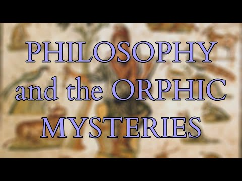 Download Philosophy of the Orphic Mysteries - The Derveni Papyrus - Myth of Orpheus and Ancient Greek Science