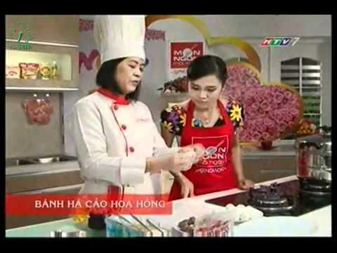 MON NGON MOI NGAY - BANH HA CAO HOA HONG