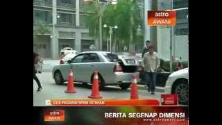 1MDB: Dua pegawai SPRM ditahan