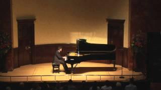 SCHUBERT Impromptu Op.90 No.1 - Allegro molto moderato (Bobby Chen - piano)