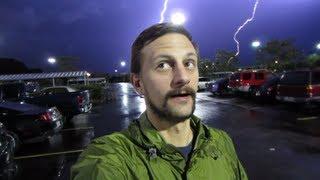 Almost Struck By Lightning!!! (10.4.12)