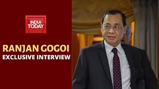 Ex CJI, Ranjan Gogoi Exclusive Interview To India Today After Taking Oath As A Rajya Sabha MP