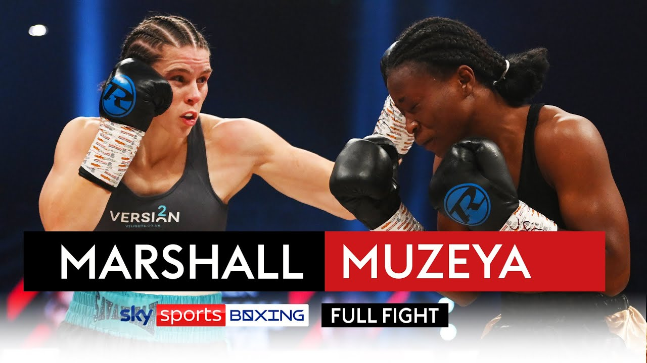 Download FULL FIGHT! | Savannah Marshall vs Lolita Muzeya | Highlights  🥊