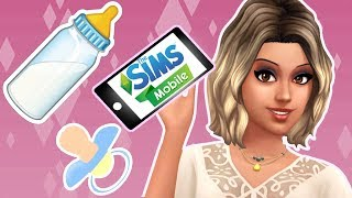 The Sims Mobile // Making a Baby 📱