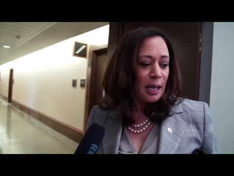 Harris concerned about the public's confidence in government
