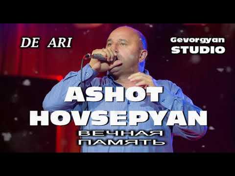 Ashot Hovsepyan -