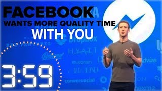 Facebook wants to have more QT with you (The 3:59, Ep. 355)
