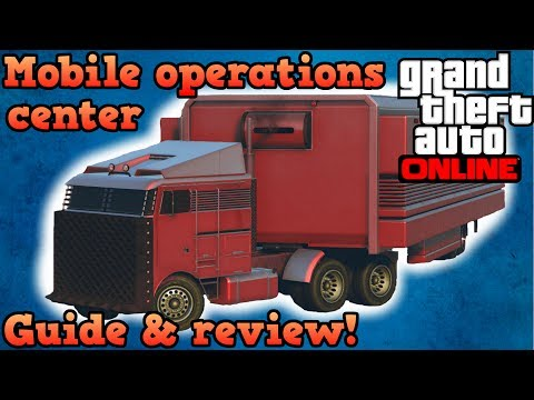 Download Mobile operations center guide and review! - GTA Online Snapshots