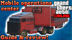 Mobile operations center guide and review! - GTA Online
