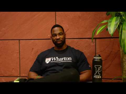 Justin Tuck: Wharton MBA Enforcer (2017)