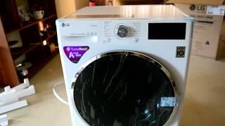 LG FC1409S3W 9KG Inverter Direct Drive Washing Machine