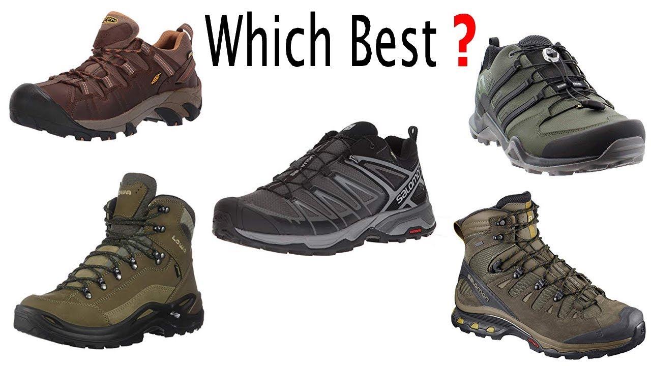 Best Hiking Shoes 2020.Top 5 Best Hiking Shoes 2020