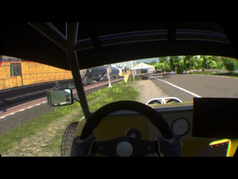 DriveClub VR : in search for Sasquatch Cruise Mode