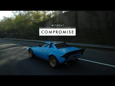 Petrolicious bags a Lancia Stratos and we weep with jealousy