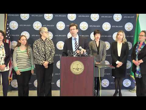 St. Joseph Charity Care Resolution Press Conference