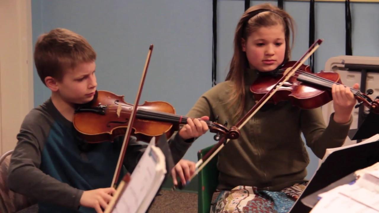 A Snapshot of Homeschool Strings