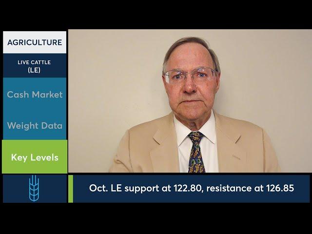 September 16 Livestock Commentary: Terry Roggensack