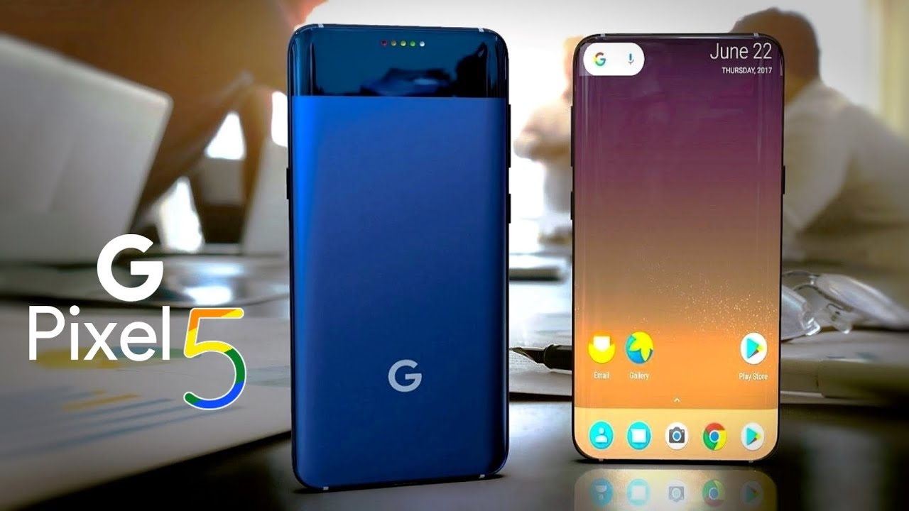 Google Pixel 5 / Pixel 5 XL 2020 Brings Sliding Mechanism ...